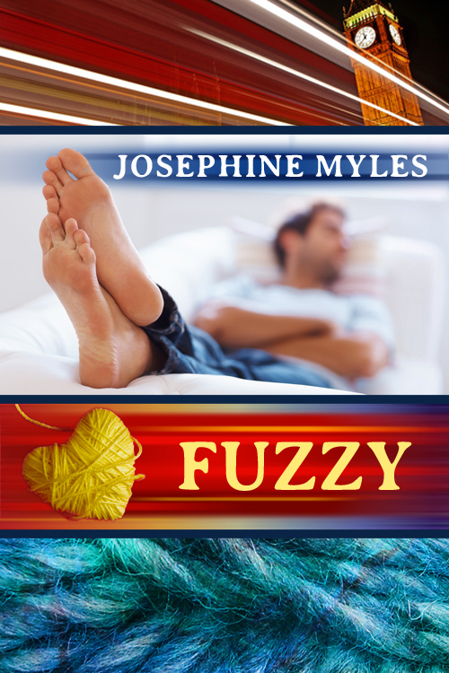 Fuzzy by Josephine Myles, art by Lou Harper