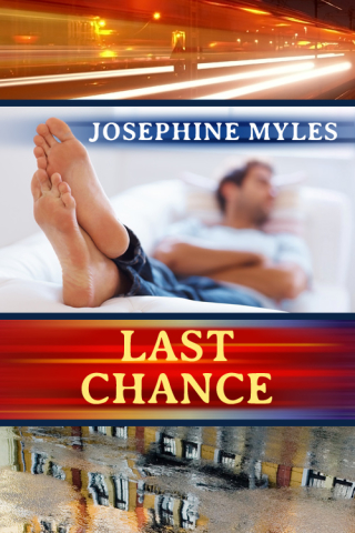 Last Chance by Josephine Myles, art by Lou Harper