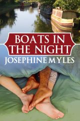 Boats in the Night by Josephine Myles, art by Lou Harper