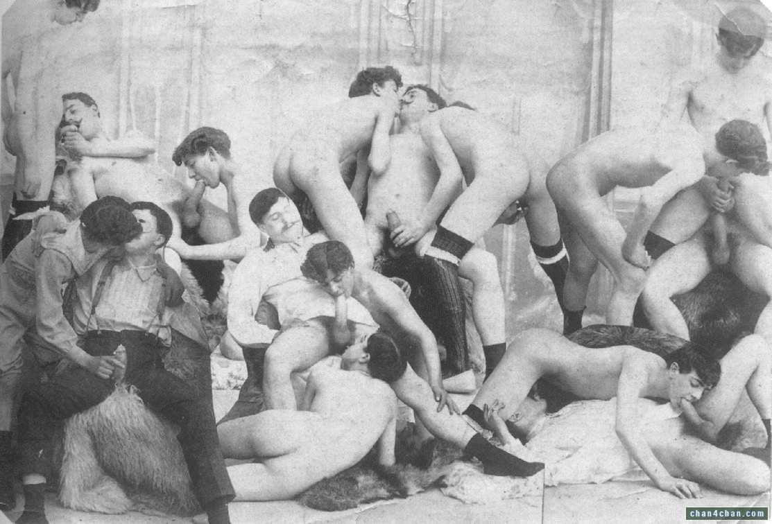 Late club orgy group cumshots remarkable