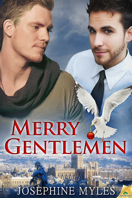 Merry Gentlemen cover