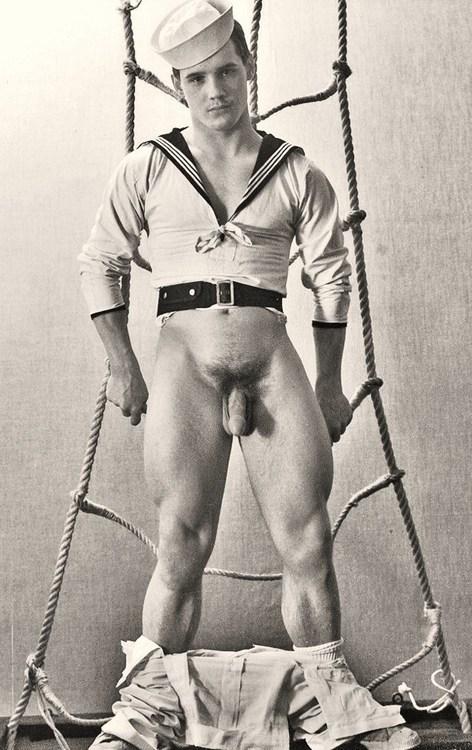 Vintage Male Nudity 3