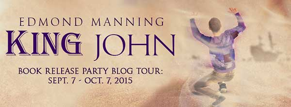 King John blog tour