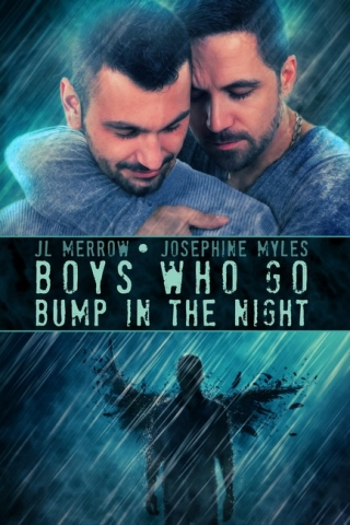 Boys Who Go Bump in the Night by Josephine Myles and JL Merrow, art by Lou Harper