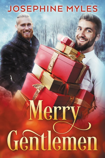 Merry Gentlemen by Josephine Myles, art by Lou Harper